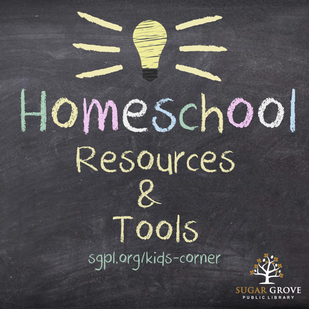 Homeschool Resources and Tools